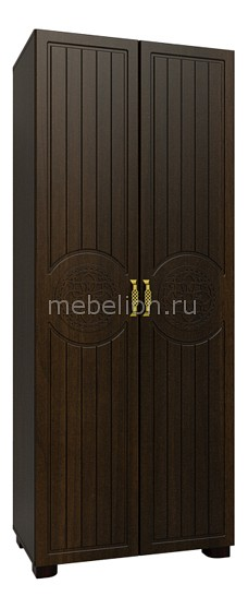 все цены на Шкаф платяной Компасс-мебель Монблан МБ-1 онлайн