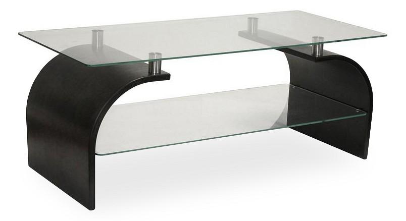 Стол журнальный Мебелик Гурон 2 стол журнальный мебелик сакура 3 эко кожа венге