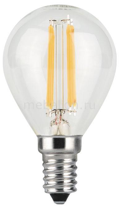 Лампа светодиодная Gauss 1058 E14 150-265В 7Вт 2700K 105801107