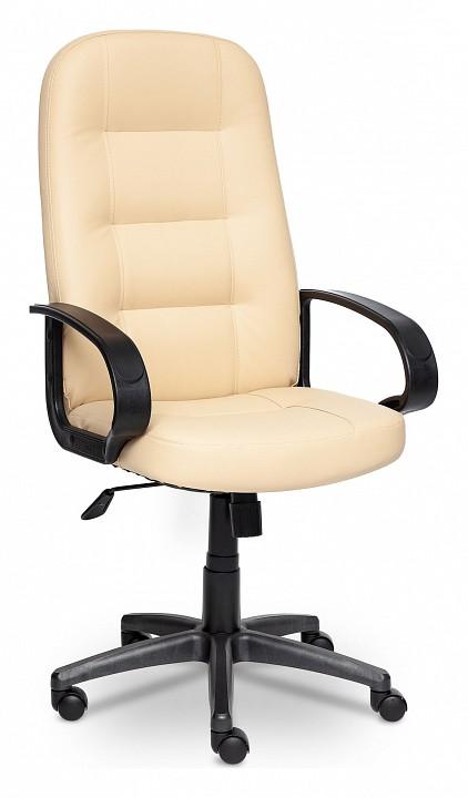 Кресло компьютерное Tetchair Devon бежевое