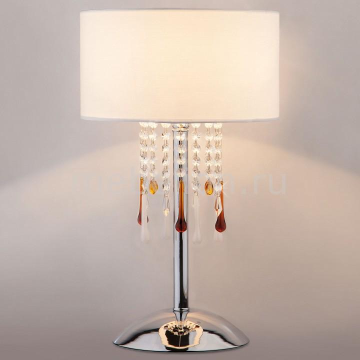 Настольная лампа декоративная Bogate's Glamour 01097/1 Strotskis