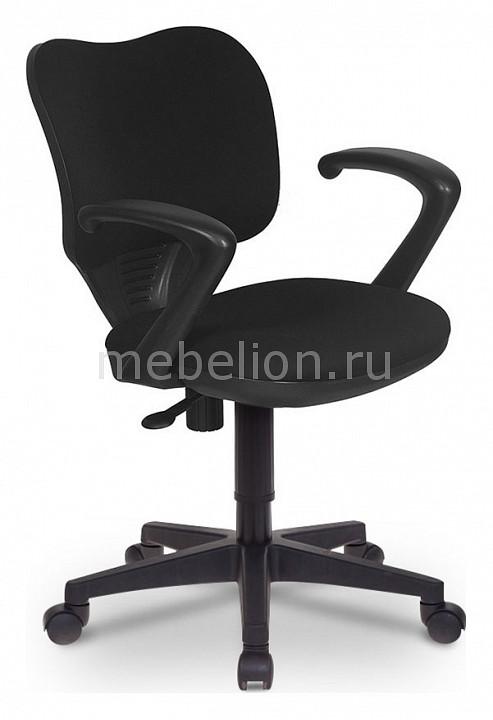 Кресло компьютерное Бюрократ Бюрократ CH-540AXSN-Low черное бюрократ кресло бюрократ ch 540axsn low 26 21 низкая спинка синий 26 21