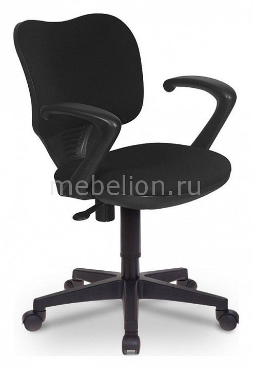 Кресло компьютерное Бюрократ Бюрократ CH-540AXSN-Low черное бюрократ офисное ch 540axsn tw 11 черное