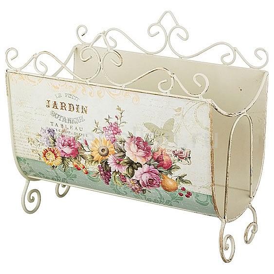 Газетница (30х17х29 см) Jardin 736-189