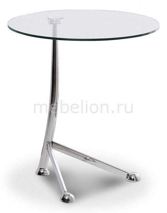 Стол журнальный 13RX5079L-SILVER