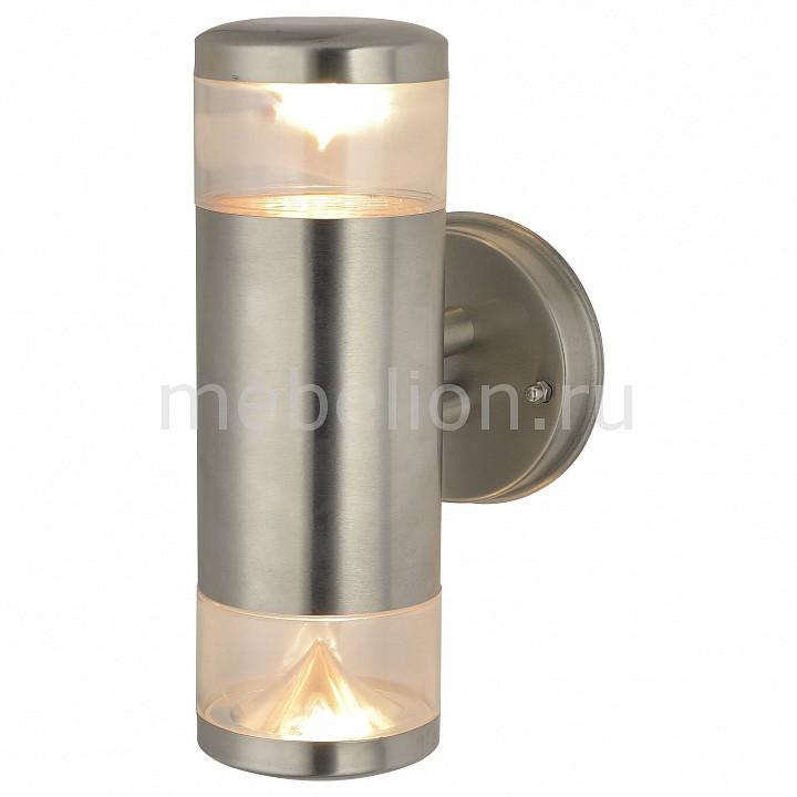 Светильник на штанге Arte Lamp Intrigo A8161AL-2SS уличный настенный светильник arte lamp intrigo a8161al 2ss