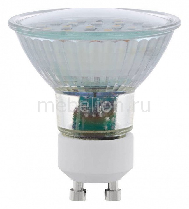 Лампа светодиодная Eglo SMD GU10 220В 5Вт 4000K 11536 лампа светодиодная [поставляется по 10 штук] eglo лампа светодиодная smd gu10 5вт 3000k 11535 [поставляется по 10 штук]