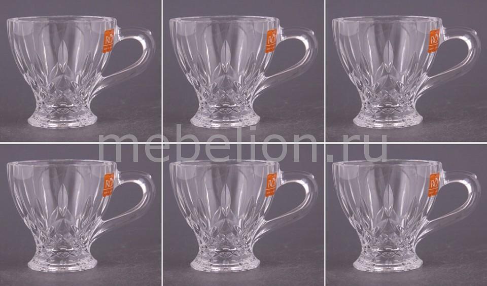 Набор чашек Rcr cristalleria 305-529 автомагнитола rolsen rcr 302r