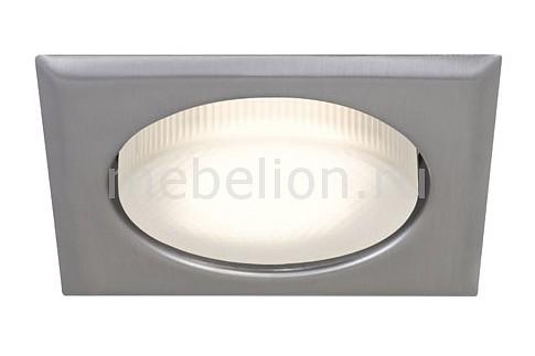 Купить Комплект из 3 встраиваемых светильников Quality 98634, Paulmann, Германия