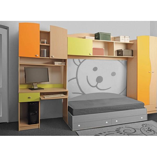 Гарнитур для детской Олимп-мебель