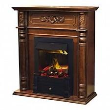 Электрокамин напольный Real Flame (85.9х38х102.8 см) Luisiana 00010010931
