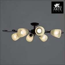 Люстра на штанге Arte Lamp A7310PL-6BR Joy