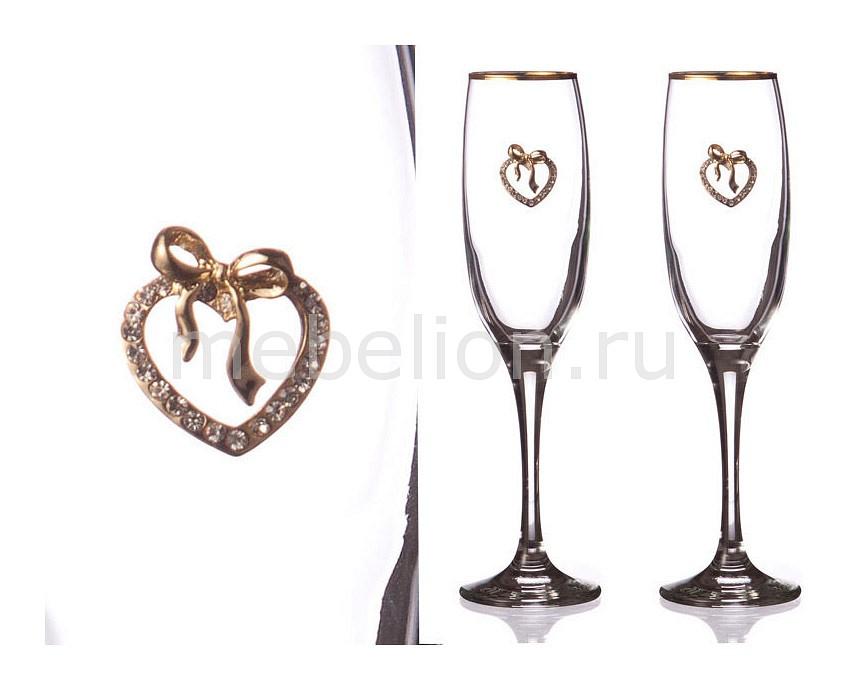 Набор бокалов для шампанского АРТИ-М 802-510-10 набор бокалов арти м набор из 6 бокалов виола микс 674 320