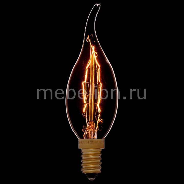 Лампа накаливания Sun Lumen CF35 E12 240В 40Вт 2200K 053-709