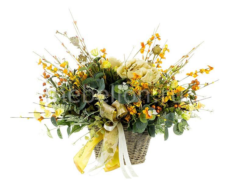 Растение в горшке АРТИ-М (54х37х22 см) 309-547 арти м ваза напольная 60 см белая греция 54 275