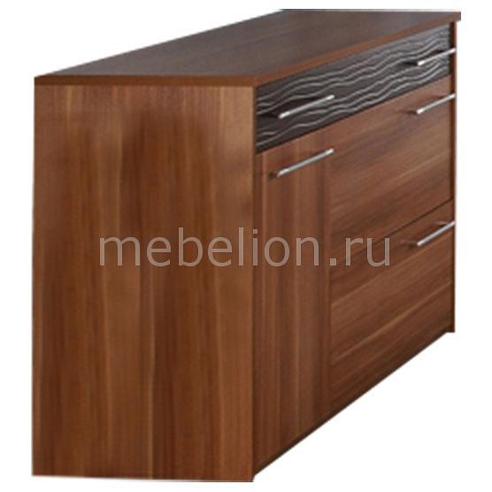 Комод Джордан 4-4413 слива Валлис/венге mebelion.ru 5575.000