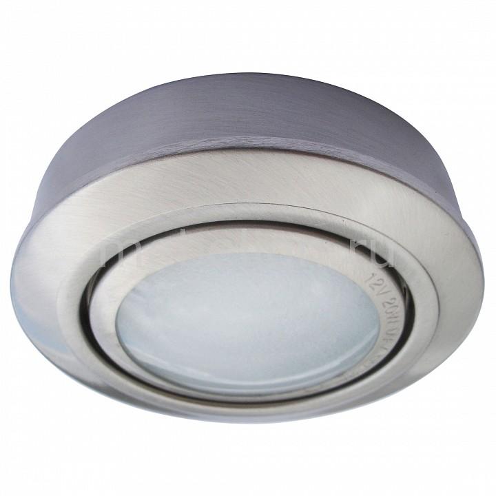Комплект из 3 встраиваемых светильников Arte Lamp A2123PL-3SS Topic
