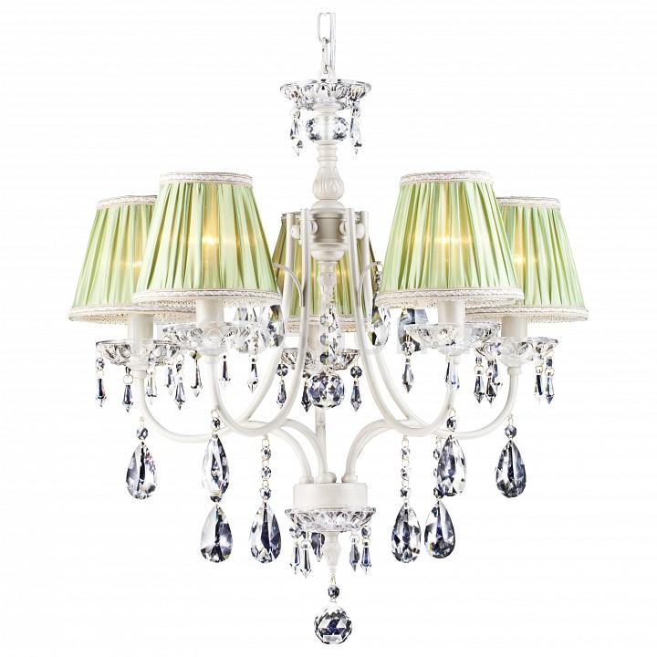 все цены на  Подвесная люстра Arte Lamp Veil A3082LM-5WG  онлайн