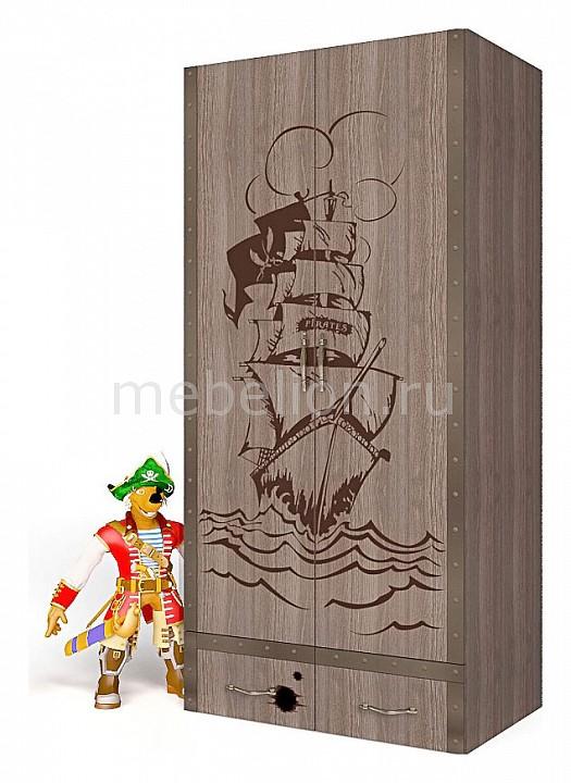 Шкаф платяной Advesta Pirat advesta шкаф трехдверный advesta океан