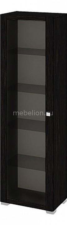 Шкаф-витрина Фиджи Ш1д(09)_34_18 венге цаво