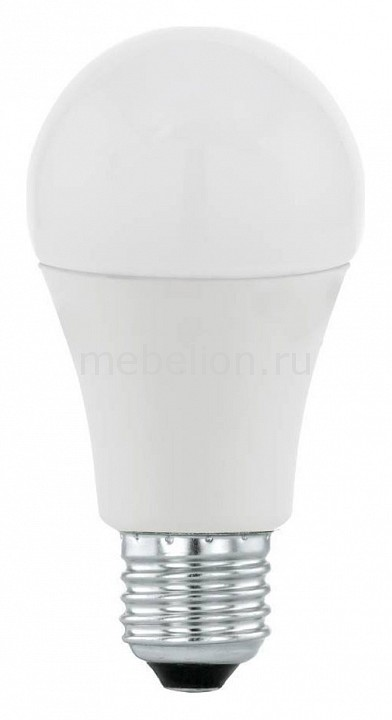 Лампа светодиодная Eglo A60 E27 220В 12Вт 3000K 11478 diy 3w 3000k 315lm warm white light round cob led module 9 11v