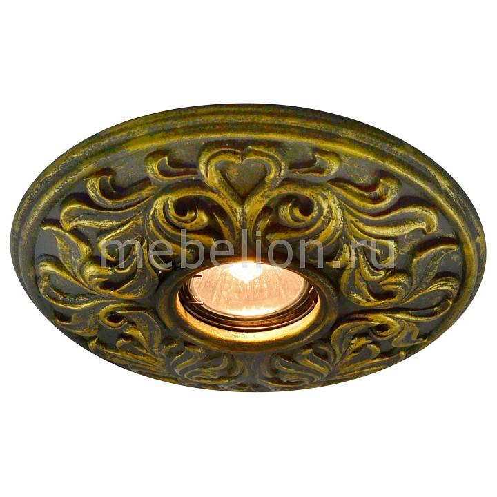 Встраиваемый светильник Plaster A5270PL-1BG, Arte Lamp, Италия  - Купить