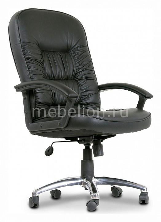 Кресло компьютерное Chairman Chairman 418 черный/хром, черный