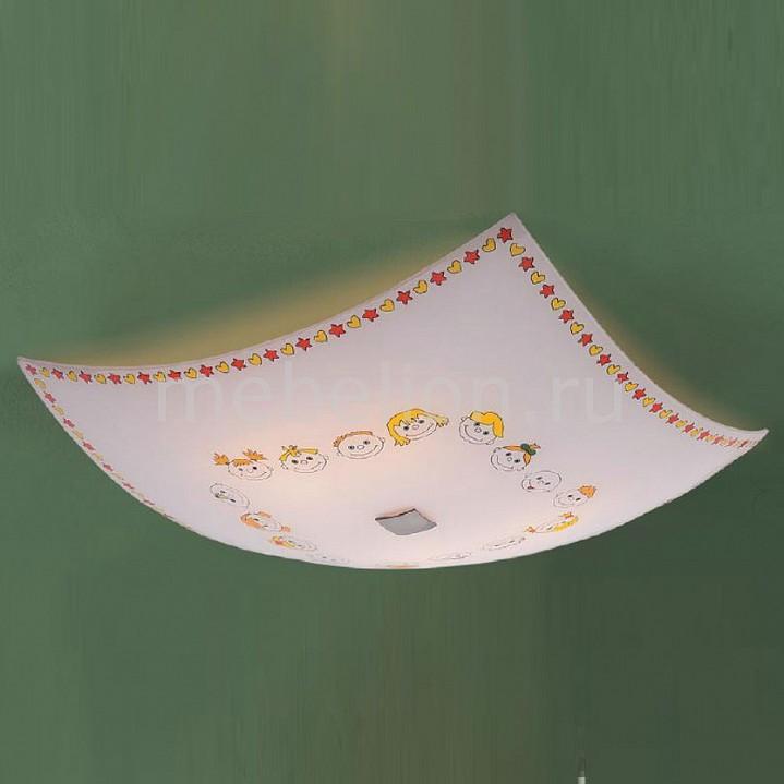 Накладной светильник Citilux Смайлики 932 CL932016 накладной светильник citilux смайлики 932 cl932016