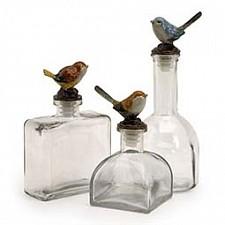 Набор из 3 бутылок декооративных Light Breeze 27503-3