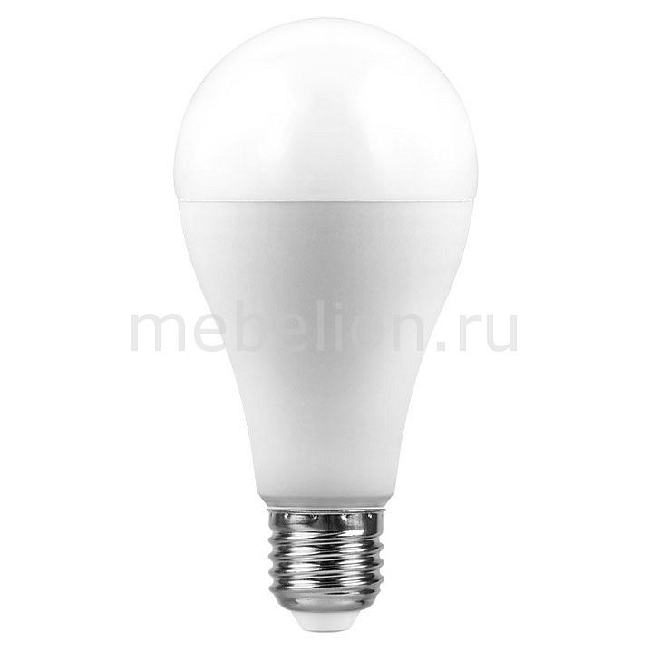 Лампа светодиодная [поставляется по 10 штук] Feron Лампа светодиодная E27 220В 25Вт 2700 K SBA6525 55087 [поставляется по 10 штук] лампа светодиодная feron sbg4509 e27 9вт 220в 2700 k 55082