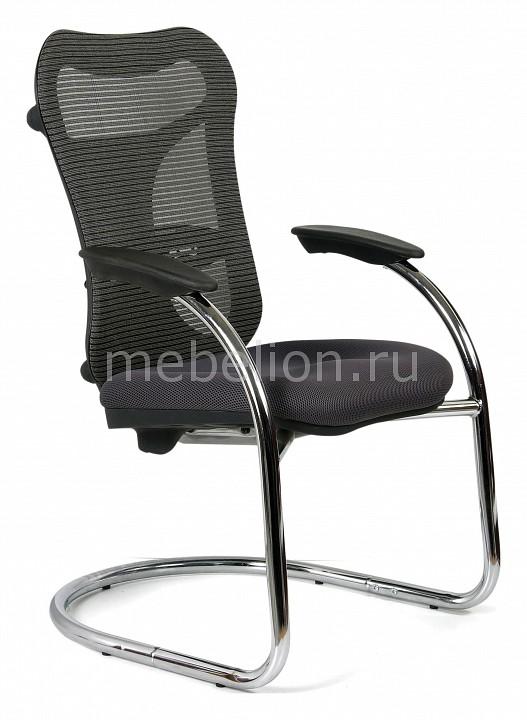 Кресло Chairman 426 серый/хром  диван кровать машина велюр