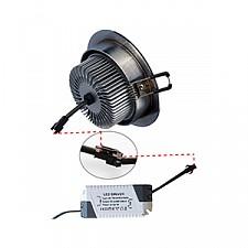 Встраиваемый светильник MW-Light 637013606 Круз