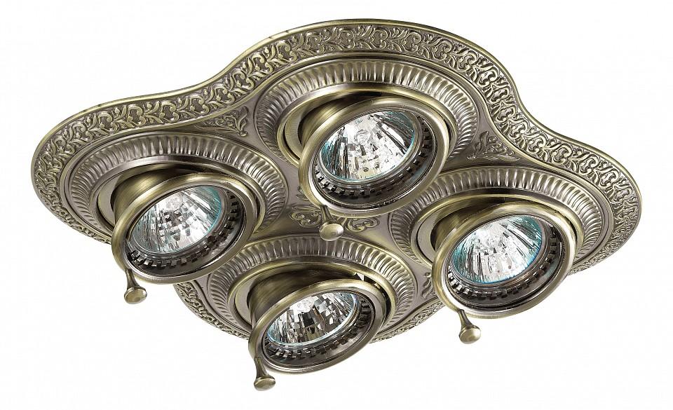 Встраиваемый светильник Novotech Vintage 060 370179