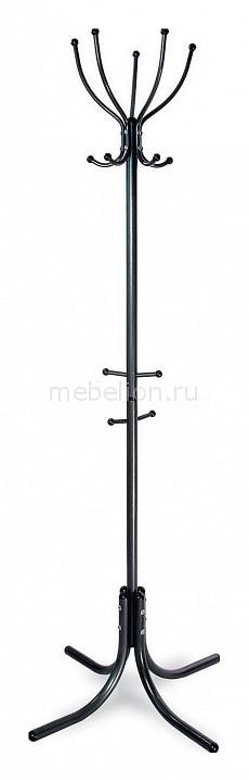 Вешалка напольная Мебелик Вешалка-стойка М 10 мебелик м 10