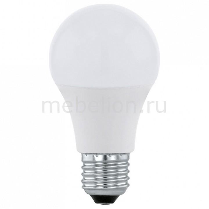 Лампа светодиодная [поставляется по 10 штук] Eglo Лампа светодиодная A60 E27 5,5Вт 4000K 11479 [поставляется по 10 штук] лампа светодиодная [поставляется по 10 штук] eglo лампа светодиодная g80 e27 2вт 2200k 11556 [поставляется по 10 штук]