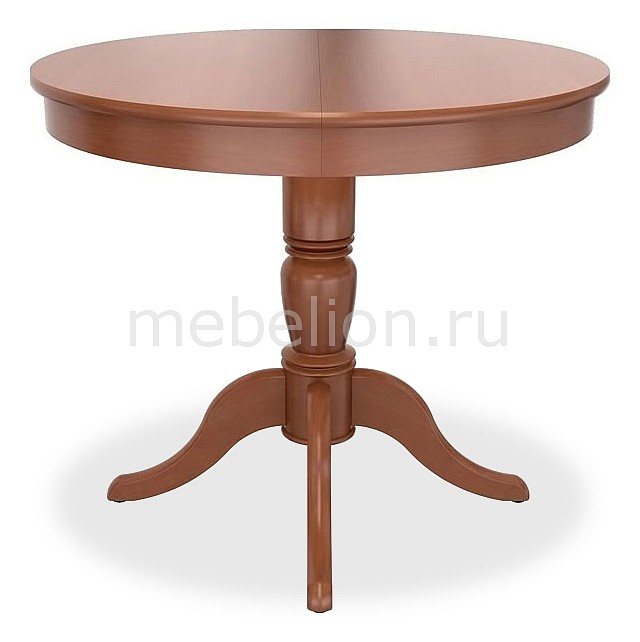Стол обеденный Столлайн Фламинго 01.01 вишня стол обеденный столлайн фламинго 08 03 орех американский
