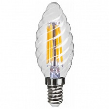 Лампа светодиодная Voltega VG1-CC1E14cold4W-F Loft