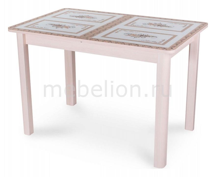 Стол обеденный Гамма ПР-1 со стеклом