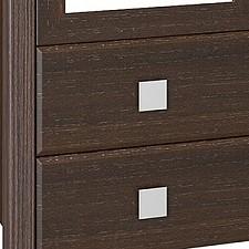 Шкаф для белья Изабель ИЗ-17