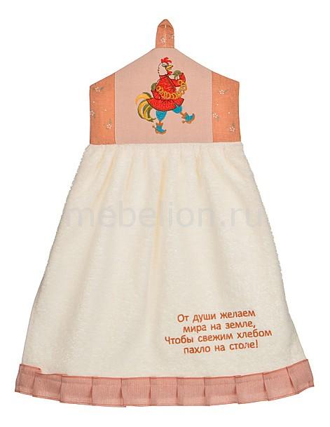 Полотенце для кухни АРТИ-М От души желаем... полотенце для кухни арти м джинсовое сердце