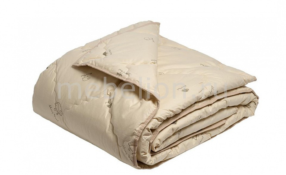 Одеяло евростандарт Лежебока ОВЕЧКА одеяло евростандарт лежебока овечка