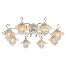 Потолочная люстра Arte Lamp A4579PL-8WG Lanterna