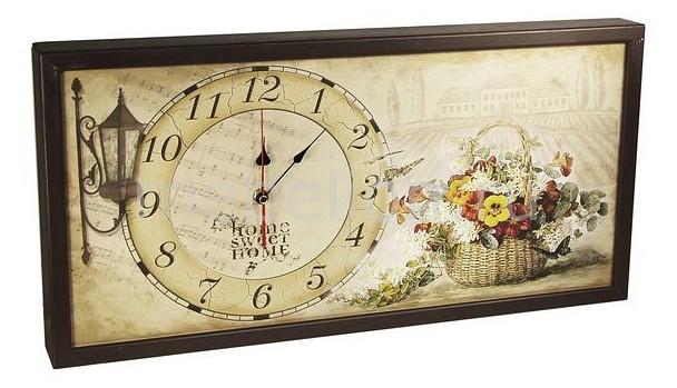 Настенные часы Акита (60х30 см) 3060-5