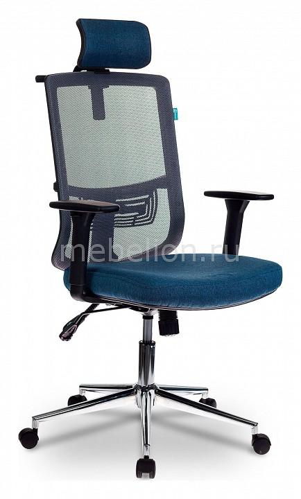 Кресло для руководителя Бюрократ MC-612-H/DG/DENIM
