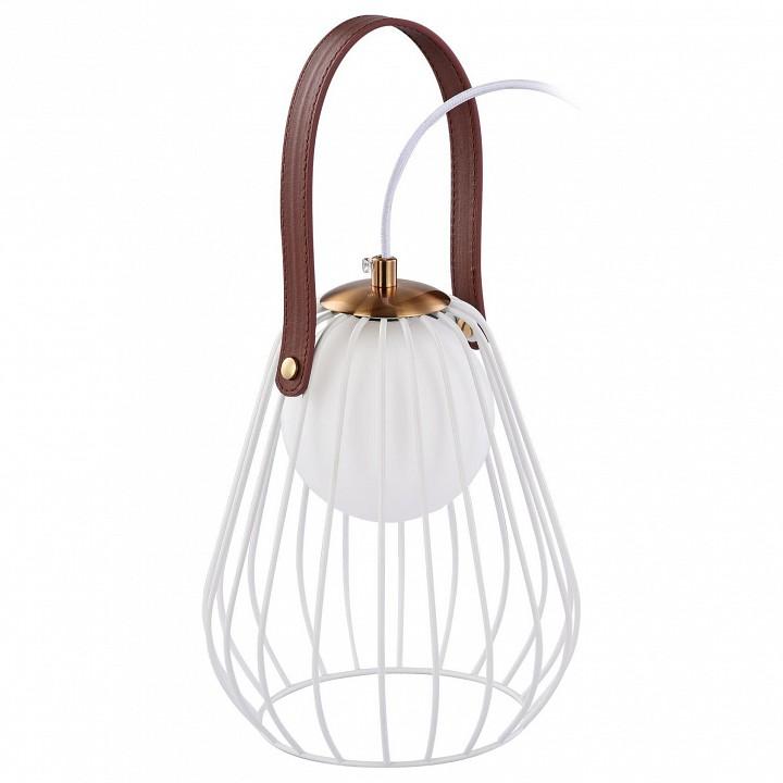 Настольная лампа декоративная Maytoni Indiana MOD544TL-01W настольная лампа декоративная maytoni indiana mod544tl 01b