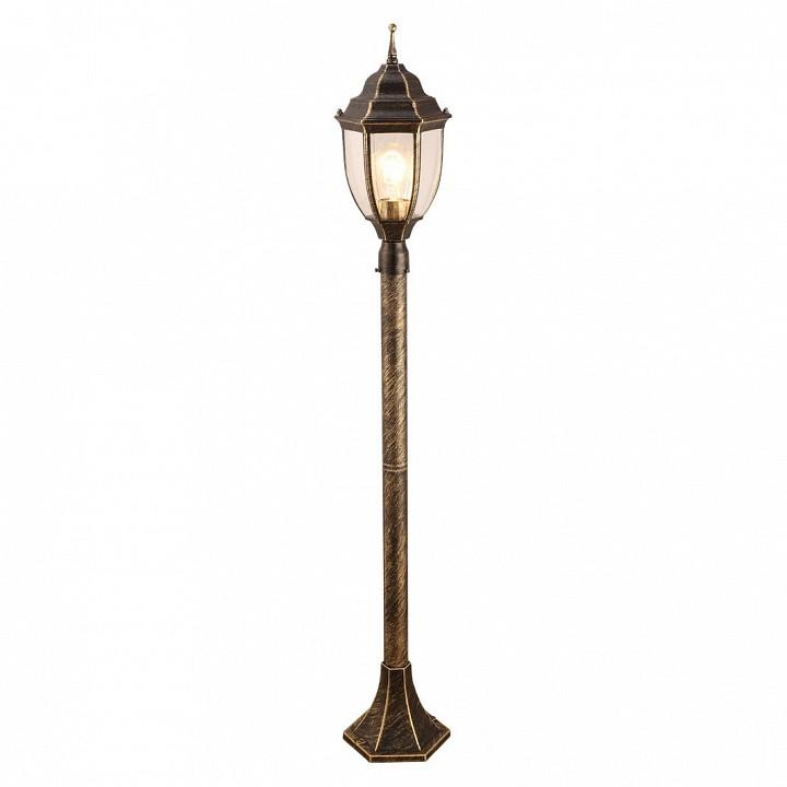 все цены на Наземный высокий светильник Arte Lamp Pegasus A3151PA-1BN онлайн