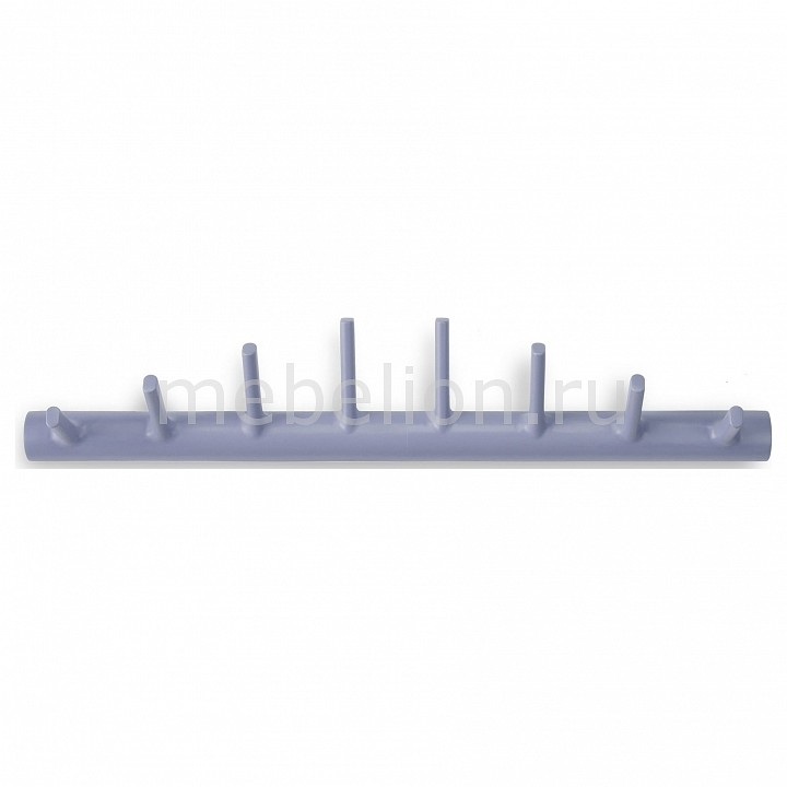 Вешалка настенная (61х7.6 см) Helix 318205-322  скатерть крючком на журнальный столик схемы