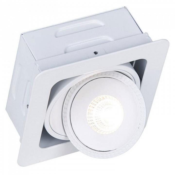 Купить Встраиваемый светильник Studio A3007PL-1WH, Arte Lamp, Италия