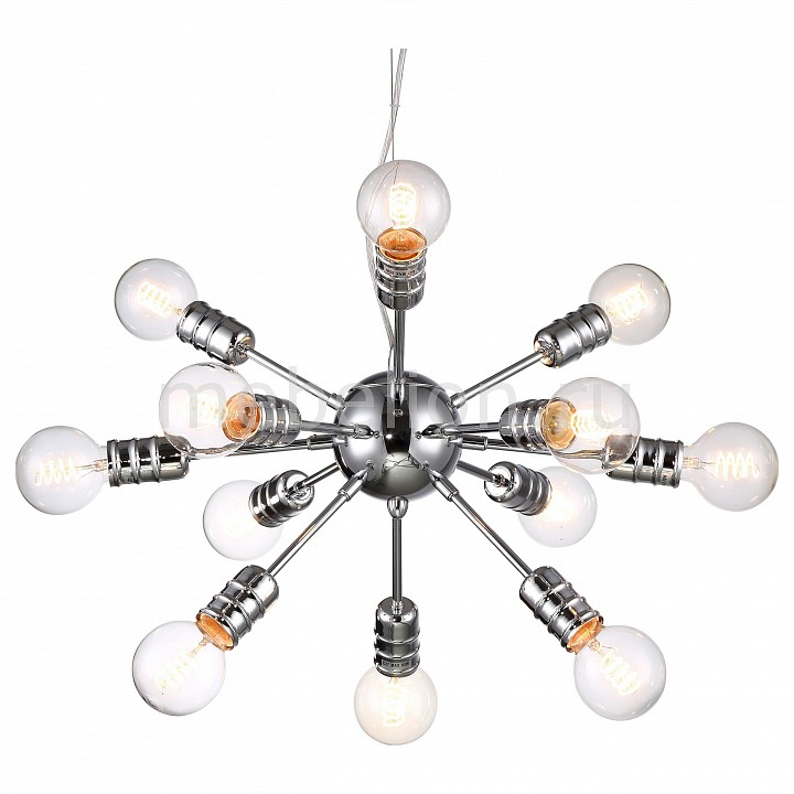 Купить Подвесная люстра Fuoco A9265SP-12CC, Arte Lamp, Италия