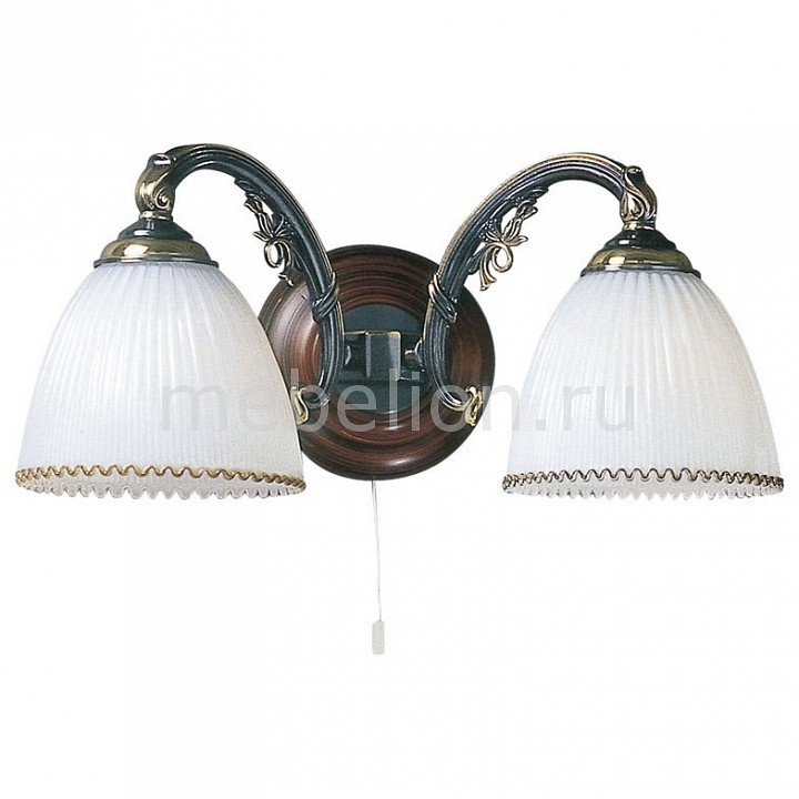 Бра Reccagni Angelo A 3800/2 светильник настенный бра a 3800 1 reccagni angelo бра для гостиной бра для спальни для спальни